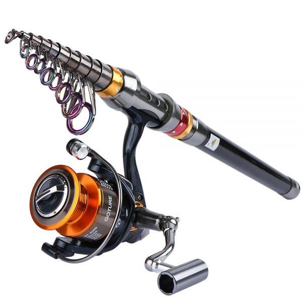 Fishing Reel & Rod Set