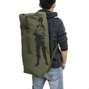 Canvas Tactical Rucksack