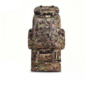 Extra Large Military Camoflarge Backpack
